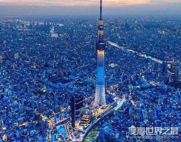 日本将建世界第一高楼,东京千年塔(840米超越迪拜塔)