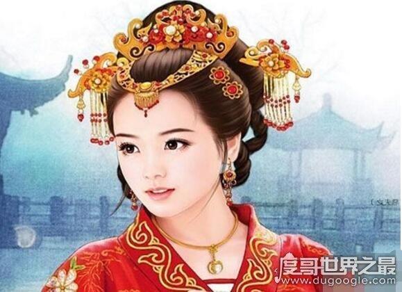 中国历史上最美的皇后,夏姬之美无人能及(盘点五大艳后)