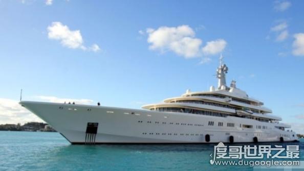 世界十大最貴私人游艇,每一艘都是海上行走的城堡