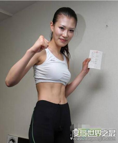 日本九头身美女拳手,高野人母美(被阿根廷女拳王打毁容)