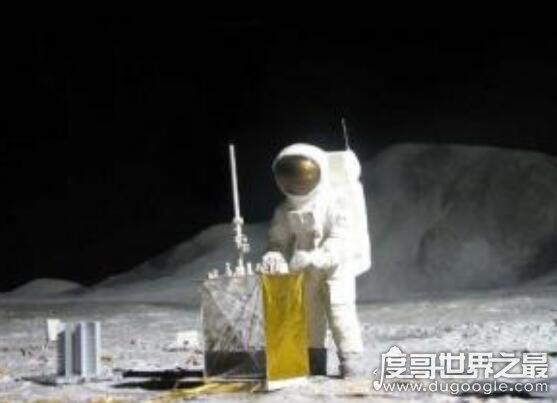 月球远古飞船是骗局,美国阿波罗登月计划被质疑是骗局