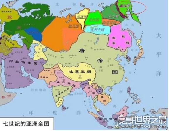 世界上最神秘的古国,流鬼国(中国唐朝时期的附属国)