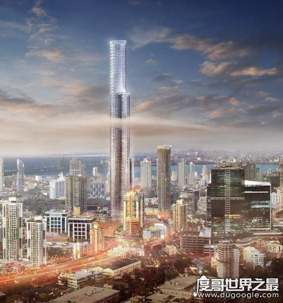 亞洲十大高樓排名2018,最高樓王國大廈已突破1千米了