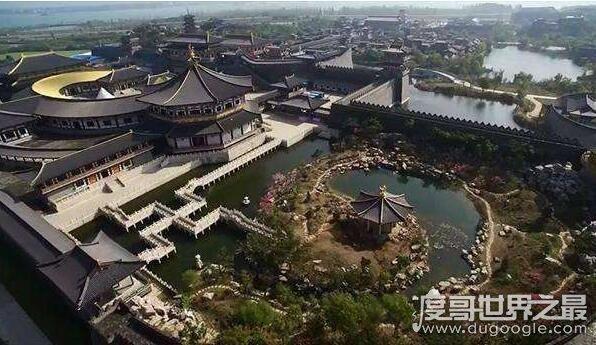中国历史上最大城池,长安城是当之无愧的古代第一大城市