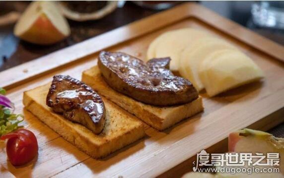 世界三大美食,鱼子酱/松露/鹅肝(最贵鱼子酱30万美元)