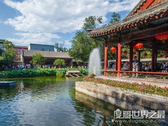 世界上最贵的房子,中国恭王府一根柱子就价值4亿美金