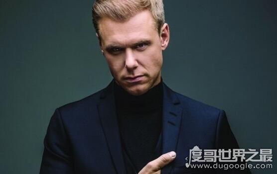世界电音之王阿明凡布伦,5次获得《DJ MAG》百大DJ票选第一名