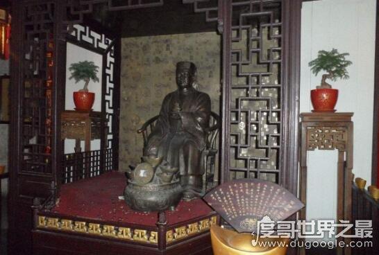 中国历史上最有钱的商人沈万三,南京的城墙有近一半是他修的