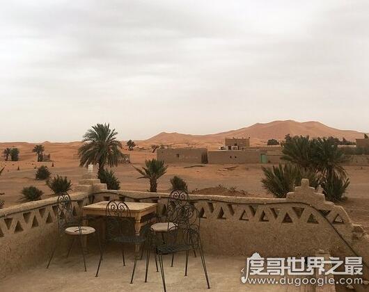 十大全球最热的城市排行榜,科威特城年平均气温高达46.9度