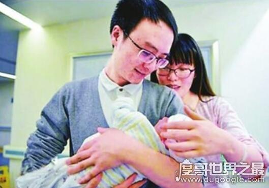 中国最早的试管婴儿,今年30岁的罗优群自己自然生子了