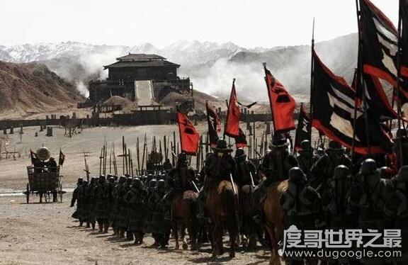 秦国最凶猛的部队,完全不拍死用血拼出来的胜利