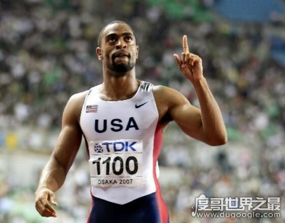 世界上跑得最快的人,尤塞恩·博尔特(平均速度10.4米/秒)