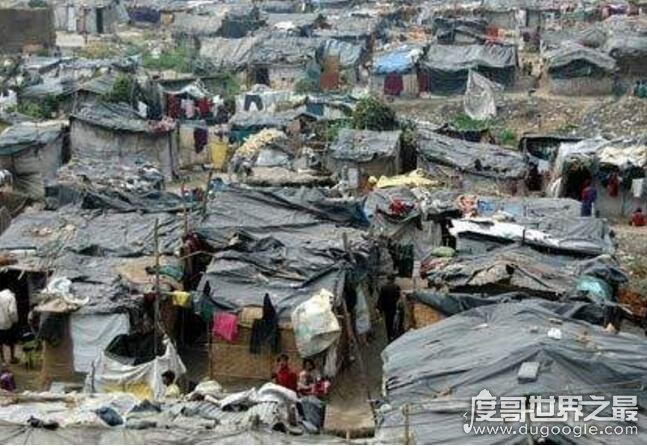 世界上贫富差距最大的国家排行,南非第一(中国/美国上榜)