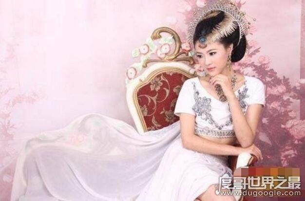 中国门萨女神张安琪,真乃神一般的女子(超美组图)