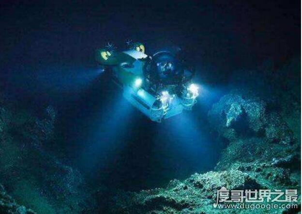 世界十大最深海沟,波多黎各海沟的9219米只能排第8位