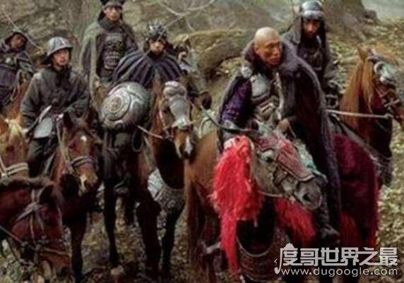 中国古代第一食人魔王,朱粲(食人竟只是无奈之举)