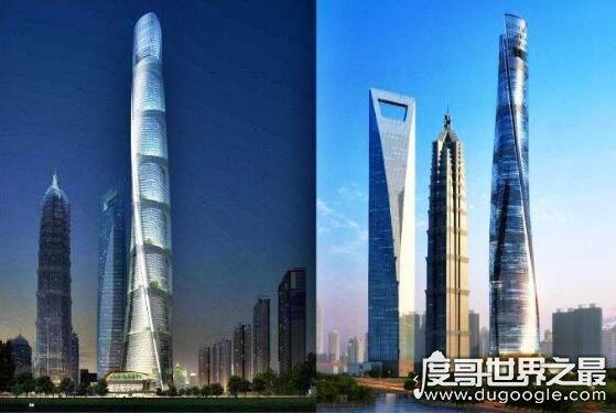 中国高楼排名,看看你的家乡有没有高楼上榜