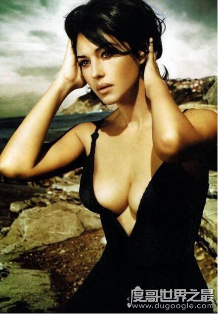 意大利第一美女,莫妮卡·贝鲁奇(意大利男性的国民女神)