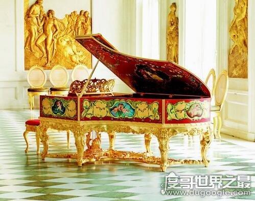世界上最貴的鋼琴,價值2000萬的貝西斯坦路易十五鋼琴