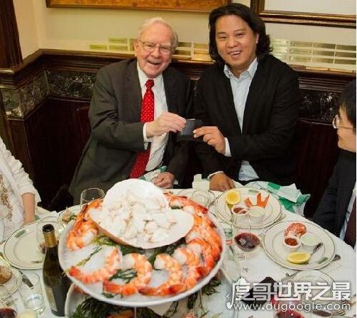 世界上最贵的午餐,巴菲特午餐345万美元(历届拍卖价格表)