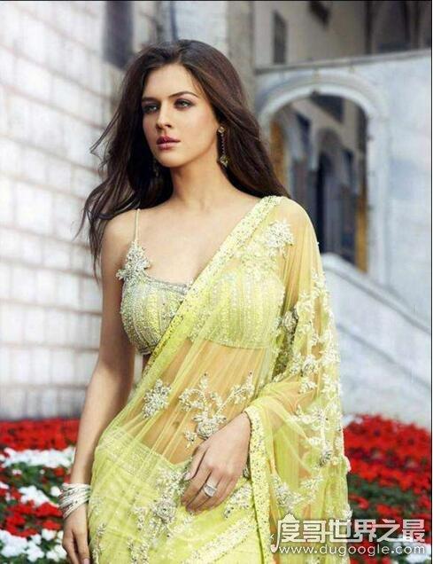 公认的印度第一美女,妮哈·达尔维(秀色可餐的国宝级女神)