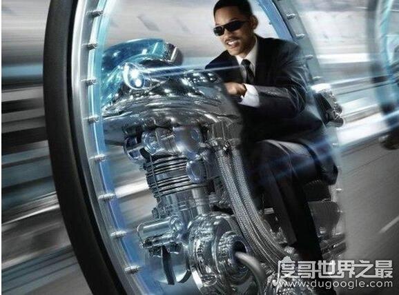 世界最牛摩托车,单轮摩托车(一个轮子也能跑的超级摩托)