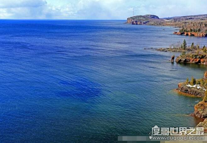 世界上最大的淡水湖,苏必利尔湖(面积是鄱阳湖的20倍)