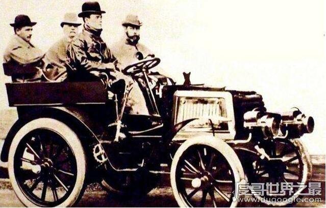 世界上第一辆劳斯莱斯,劳斯莱斯10HP(拍出727万美元天价)
