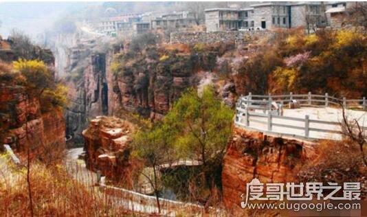 世界上最危险的村庄,河南郭亮村(在海拔1700米的悬崖上)