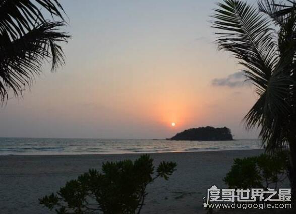 世界上最大的海湾,是面积217万平方公里的孟加拉湾
