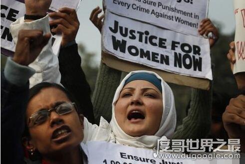 世界上最烂的国家,这些国家强奸率非常高(女孩子要注意了)