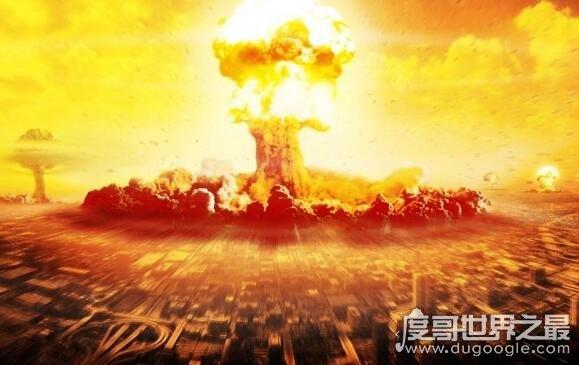 """世界上第一颗原子弹,""""小玩意""""原子弹在1945年就试验成功了"""