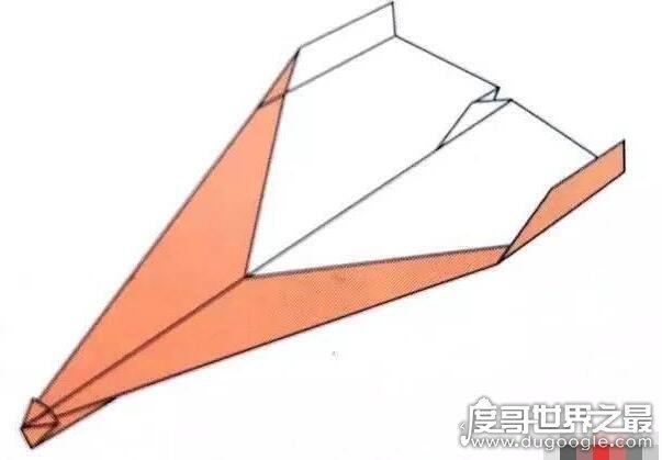 世界上最牛的纸飞机,复仇者纸飞机能滞空29秒(叠法超简单)