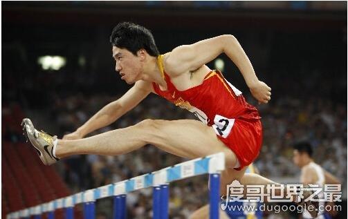男子110米栏世界纪录,刘翔被梅里特刷新纪录很可惜
