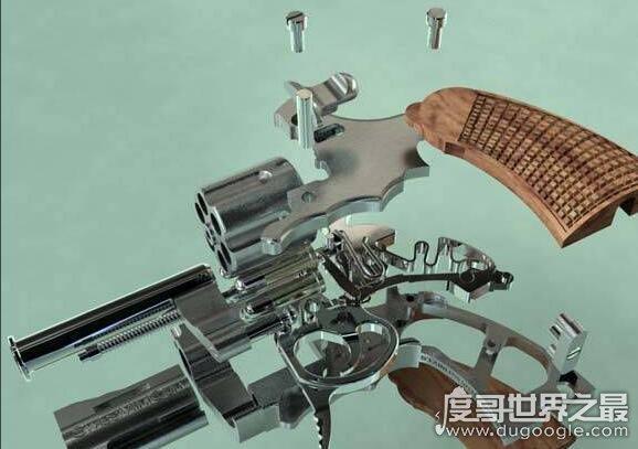世界上最小的手枪,瑞士迷你枪仅5厘米多长(虽小却能够致命)