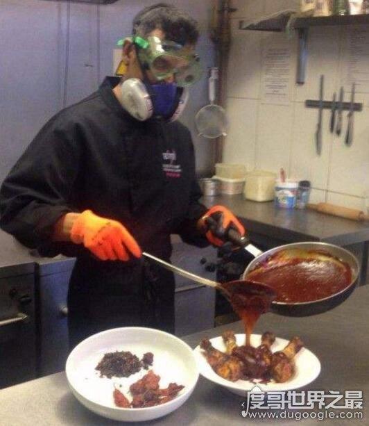 世界第一辣酱,辣度是卡罗莱纳死神辣椒的6倍(吃前要签生死状)