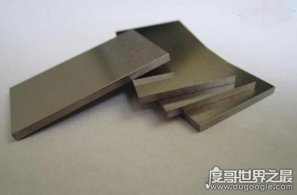 世界十大金屬之最,熔點最高的金屬:鎢(最貴的金屬:锎)