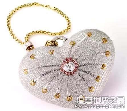世界上最贵的包包,一个包能在北京买套房(最贵380万美元)