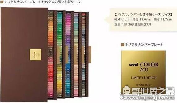 世界上最贵的铅笔,德国辉柏嘉铅笔最贵一支12万(组图)