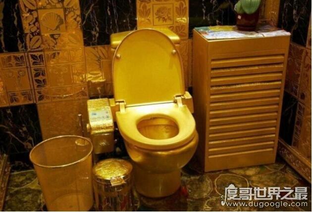 世界上最高级的厕所,小便过滤之后可以直接当水喝