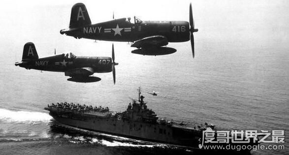 人类史上的第一航母大战,珊瑚海海战(美日对战各有损失)