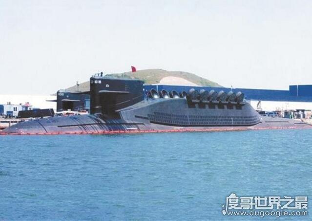 中国最先进的核潜艇,094型核潜艇(095型/098型未被证实)