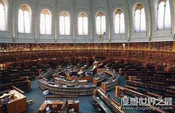 世界上最大的图书馆,美国国会图书馆(书架总长80多公里)