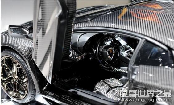 世界上最贵的车模,兰博基尼lp700-4高达2700万(抵12辆真车)