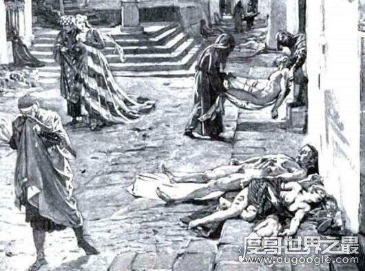 歷史上最可怕的病毒,天花曾是所以人的噩夢(黑死病差點毀了歐洲)
