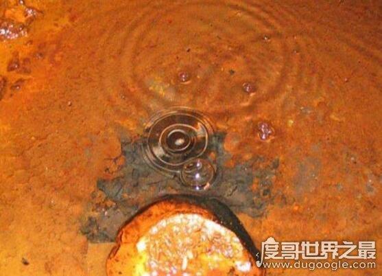 世界上最古老的水,來自20億年的水可以喝味道卻非常惡心
