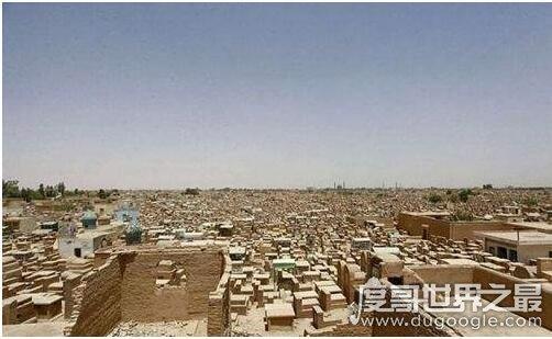 世界上最大墓地,一眼望不到边(埋葬超过500多万人)