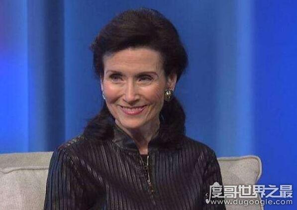世界上智商最高的人,玛丽莲·沃斯·莎凡特(IQ值:243)