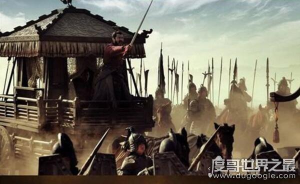 三国三大战役,曹操VS袁绍的官渡之战最逆天(兵力1:5)