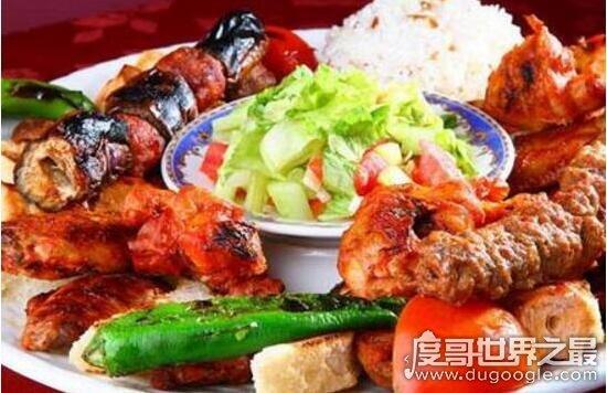 世界三大菜系,东方菜系吃的人最多(西方菜系/土耳其菜系)